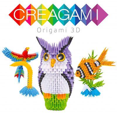 Creagami - Gli origami modulari davvero per tutti